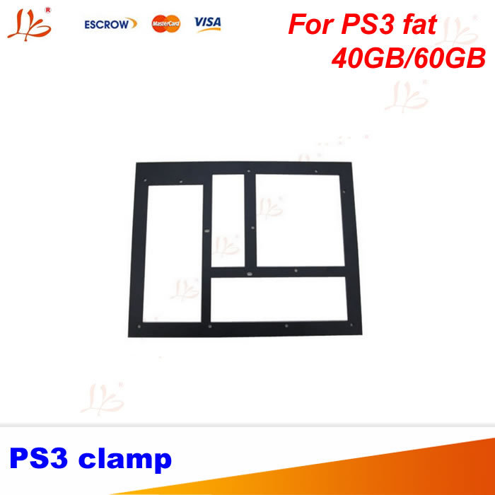 Free Shipping, PS3 old clamp, support bracket For PS3 fat 40GB/60GB PCB board holder free shipping hot sell bga accessories ps3 old clamp support bracket for ps3 fat 40gb 60gb pcb board holder