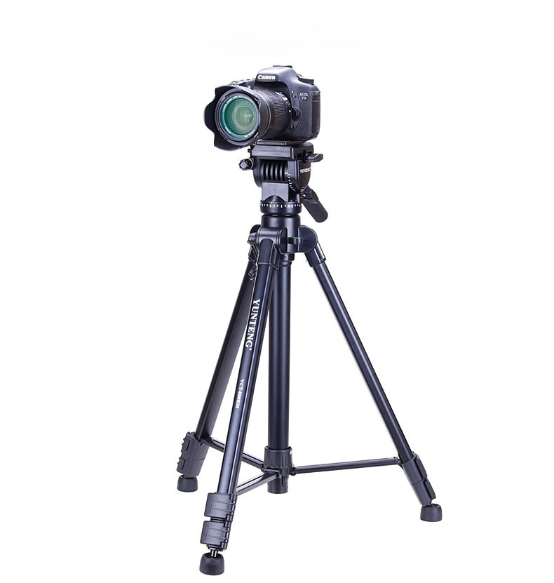 NEW Professional VCT-998 Camera Tripod Portable For Camera Photograph Nikon Sony Canon Samsung Russia Brazil  FREE SHIPPING yunteng vct 690 new photographic equipment aluminium flexible tripod for for nikon canon slr digital camera support with bag