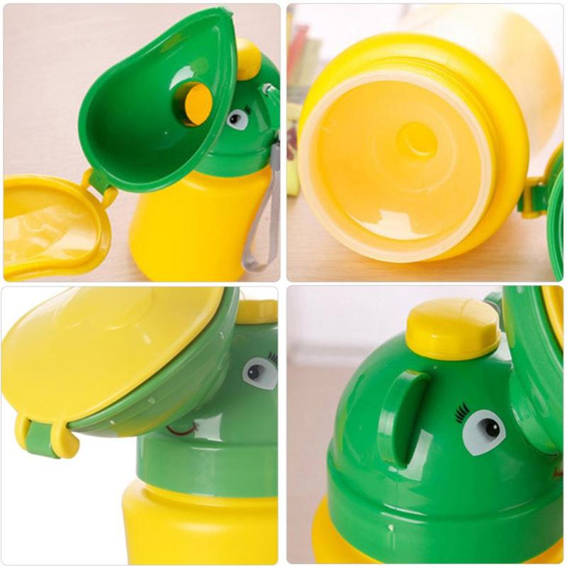 Portable Mobile Potty for Children