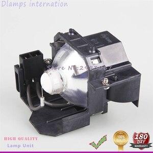 Image 3 - Lampa projektora/żarówka dla Epson EMP 400W 410W EMP 83H PowerLite 822 EMP 400e EX90/EMP 400/EMP 280/H330B EMP 822 ELPL42 żarówka