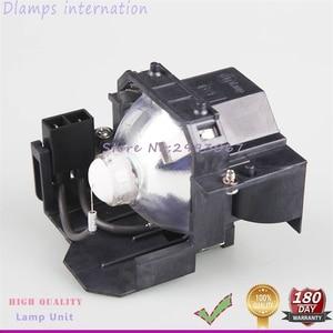 Image 3 - Projector Lamp bulb For Epson EMP 400W 410W EMP 83H PowerLite 822 EMP 400e EX90 / EMP 400 / EMP 280 /H330B EMP 822 ELPL42 bulb