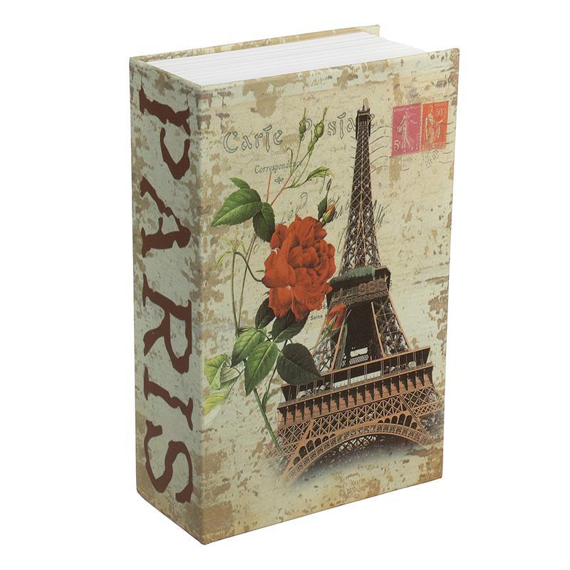 Mini Safe Box Book Money Hidden Secret Security Safe Lock Cash Money Coin Storage Jewellery Key Locker For Kid Gift