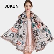 Fall Winter 2018 New Scarf Female Cotton Thermal Shawl Cross-border Hot Selling high quality women fashion