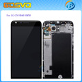 Black color Replacement display For LG G5 H850 lcd display with touch screen digitizer with frame assembly h840 h850+free tools