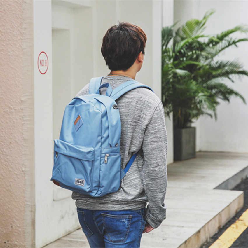 Рюкзак с отделение для обуви 8848 Брендовые однотонные элегантный дизайн Для мужчин 500 D Водонепроницаемый Оксфорд устойчивый школьная сумка 229-020-001 аккумулятор большой емкости