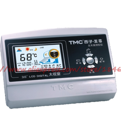 Solar Water Heater Controller, Computer Board, Temperature Control Instrument, WS-NTC/DJ-05