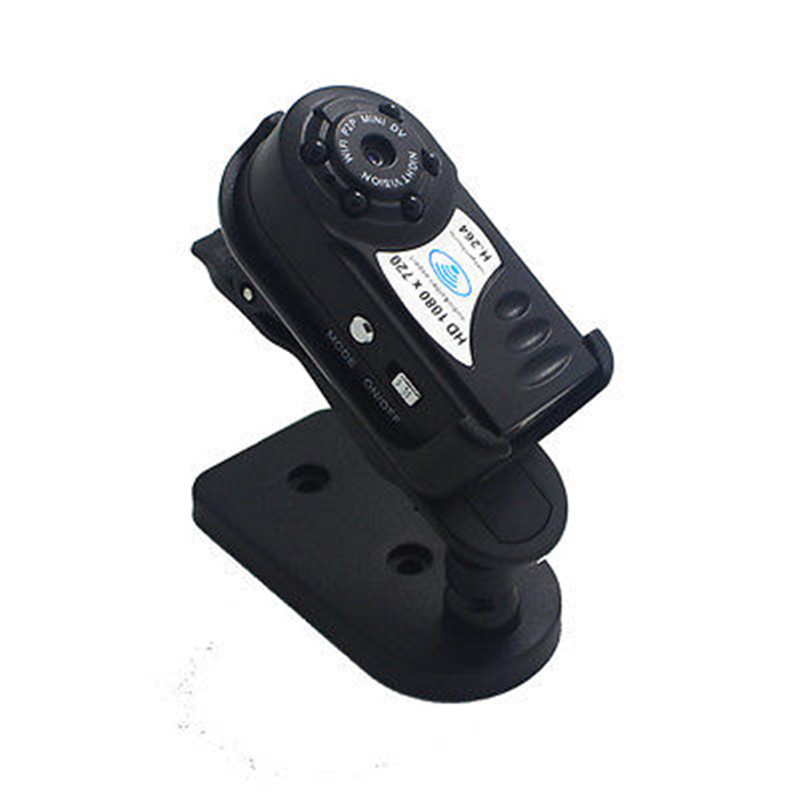 Original Q8 Mini Camera WiFi Update Q7 DVR Camera Wireless Camcorders HD 1080P P2P Camera ONVIF Recording Supprt 32G TF Card