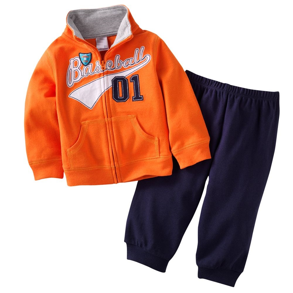 Children Sport Suits Kids Tracksuits Baseball Baby Boys Outfits Coats Jacket+Pants Sets Boy Clothes Suit Jumping Beans Cotton autumn winter boys clothing sets kids jacket pants children sport suits boys clothes set kid sport suit toddler boy clothes