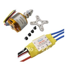 A2212 1000KV Brushless Motor 30A ESC for Multicopter 450 X525 Quadcopter 4sets
