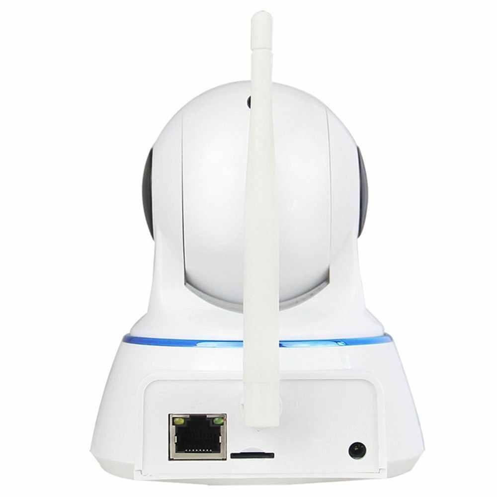 ESCAM QF002 Wi-Fi IP Камера 720 P Мини-камера безопасности P2P Ночное видение двухстороннее аудио CCTV Поддержка Android IOS для дома компании