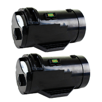 2 Black toner cartridge For Epson Compatible Cartridge Toner M300B Use For Epson AL M300 Printer