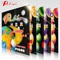 Palio CJ8000 (двухсторонний светильник быстрого типа  резиновый Настольный теннис/пинг-понг с губкой (H36-46)