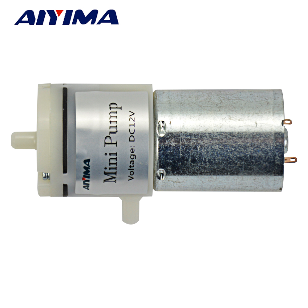 Aiyima 12V Dc Mini Electric Vacuum Pump Diaphragm Beauty -9662