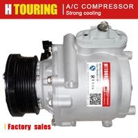 AC Compressor For 02 07 Ford Expedition Navigator 4.6L 5.4L E150 E250 E350 E450 E550 Econoline Lincoln 2C2Z19V703BC 2L1Z19V703CA