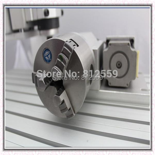 3040 cnc pöörleva teljega 3D graveerimis- ja - Puidutöötlemisseadmed - Foto 5