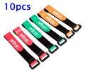 10 pcs iFlight Lipo bateria cabo tiras de pneus Magia kvadrokopter ataduras para FPV RC zangão 20mm * 200mm