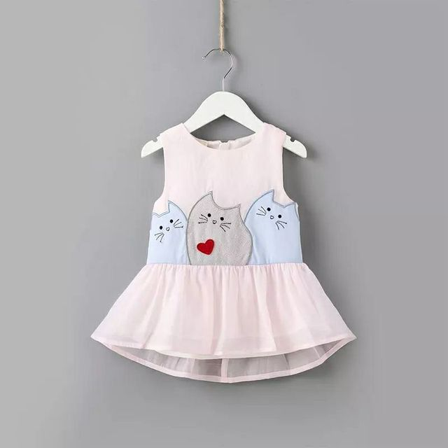25532c5533bc wholesale Retail Baby infant girl summer dress top quality cute ...