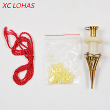 Moveable Fishing Baits Clip Fishing Lures Mushy Worms Earthworm Bloodworm Clip Fishing Instrument Deal with Equipment