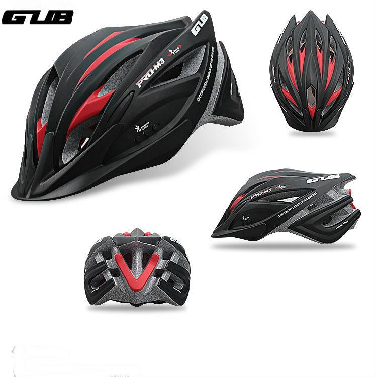 Free shipping GUB-M3 New Intelligent Cycling Helmet Ultralight Bicycle Helmet In-mold MTB Bike Helmet Road Mountain Helmet 302G gub x3 16 hole outdoor mountain road cycling bike helmet yellow black
