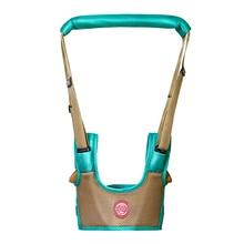 Baby Harness For Walking Cotton Mesh Children Reins Leash Backpack For Kids Stick Sling Walking Assistant Kids Safety Harness