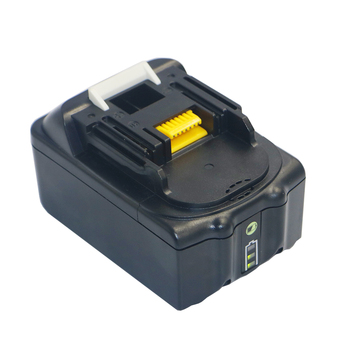 New Replacement 18V 6000mAh Battery with LED Indicator for Makita LXT Lithium-Ion Power Tools 194205-3 BL1830 BL1850 BL1840