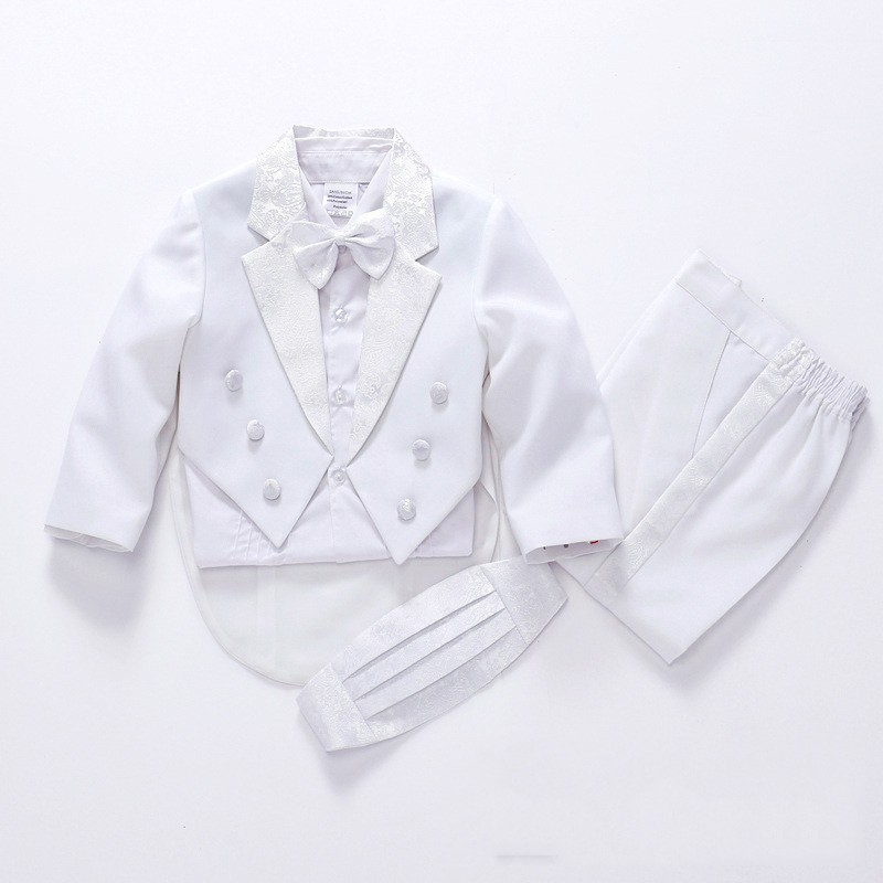 b90e20d5e ᐂ Low price for summer baby boy baptism clothes and get free ...