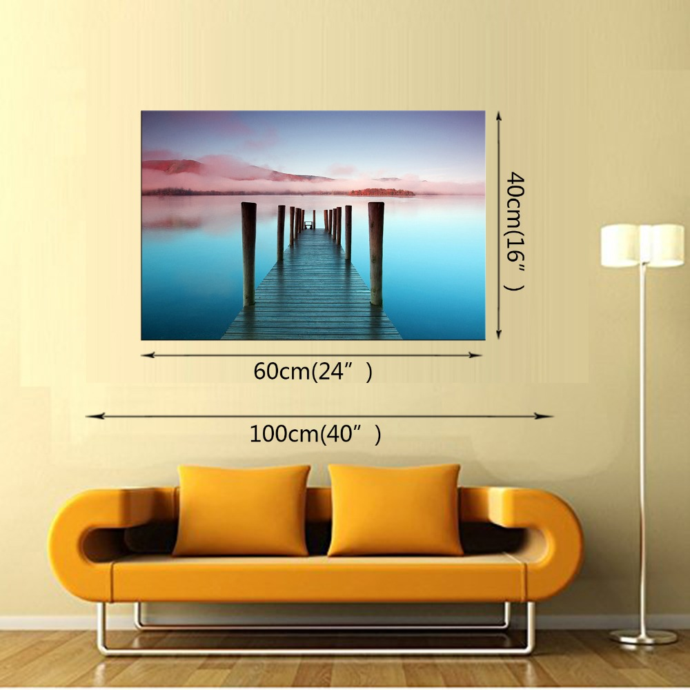 Latest Wall Decor 1 Panel Modern Wall Art Home Decoration Frame ...