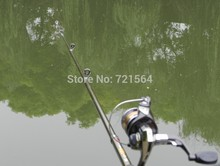 2.7M Style Fishing rod sea/ river/ lake  vessel for fish baits armoured glass carp portable telescopic fishing stick tackles