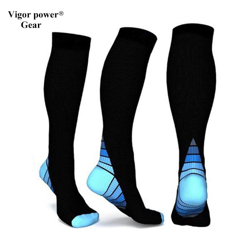 Kostenloser versand Compression Socken für Männer & Frauen heben socken für Sportlich Fitness, laufen, sport, Gym Crossfit socken