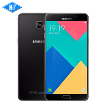 "New Original Samsung Galaxy A9 A9100 4G RAM 32G ROM Unlocked Mobile Phone 6.0"" 16.0MP 5000mAh 4G LTE Fingerprint Smartphone"