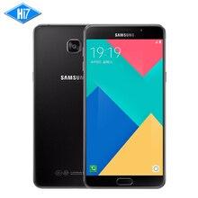 Новый Оригинальный Разблокирована Samsung Galaxy A9 A9100 Мобильный Телефон 6.0 RAM 32 Г ROM 16.0MP 5000 мАч »4G 4 Г LTE Отпечатков Пальцев Смартфон
