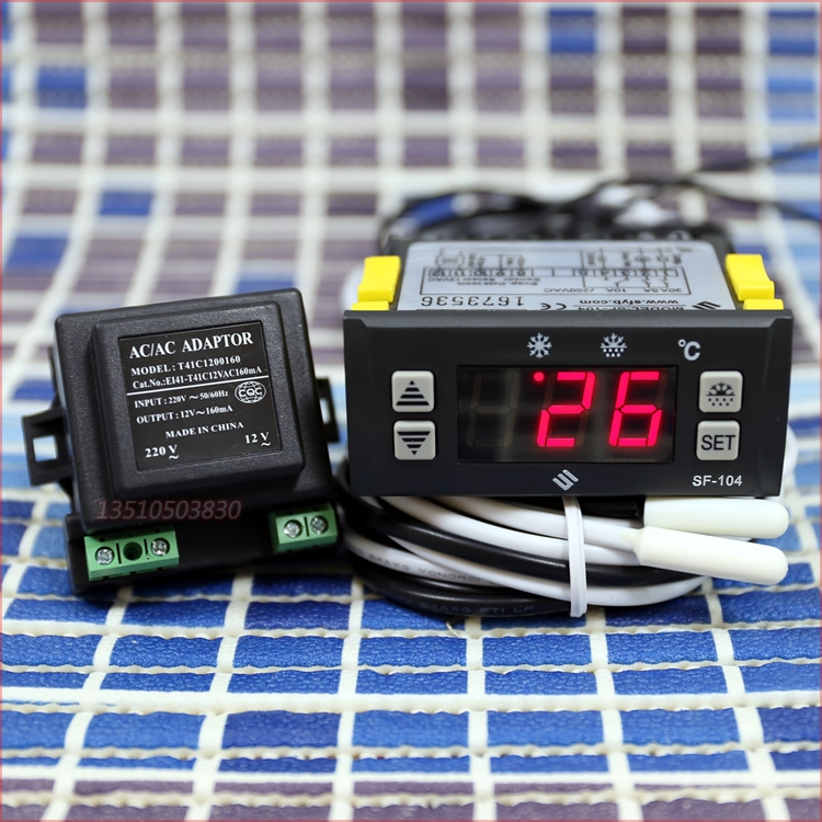 где купить SF-104 temperature refrigerator electronic thermostat temperature controller controller of temperature controller for temperat дешево