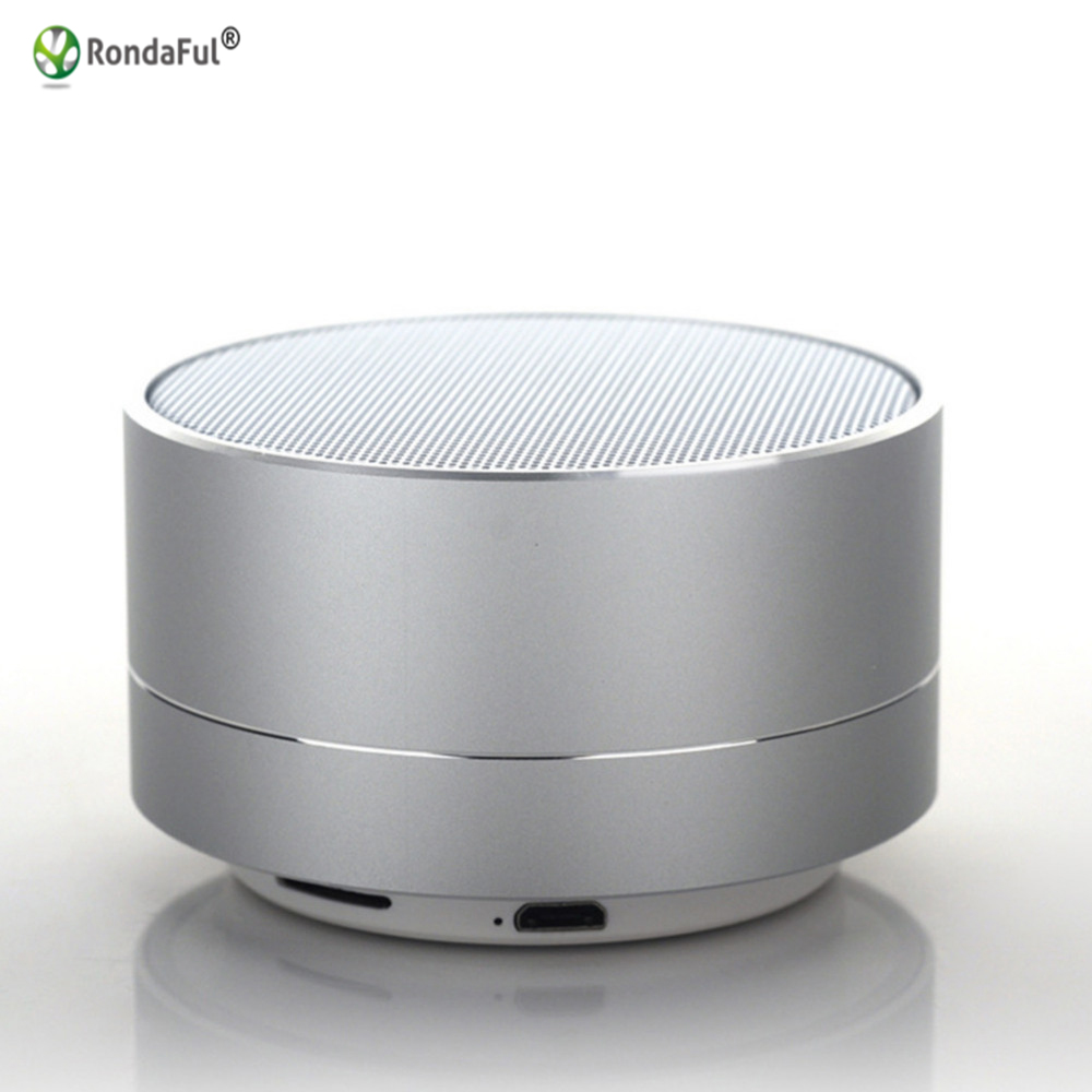 Mini Bluetooth enceinte Metal