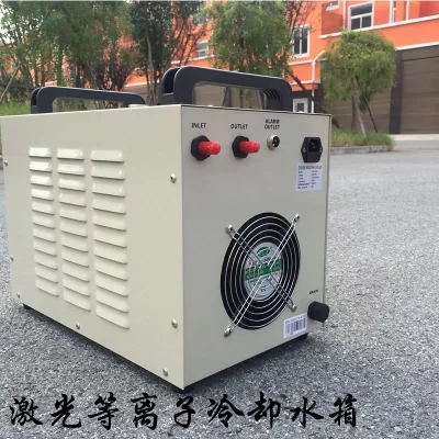 chiller Air conditioner Heat exchanger Plasma cooling circulating water tank laser cutting machine water tank cw3000 co2 60w laser cutting machine industry water cooling 40w laser marking machine chiller cw 3000dg 110v input laser chiller