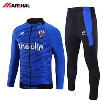 Customized Tracksuits Men Sports Suits Survetement Soccer Training Jersey Set For Club Football Gym Jogging Wear