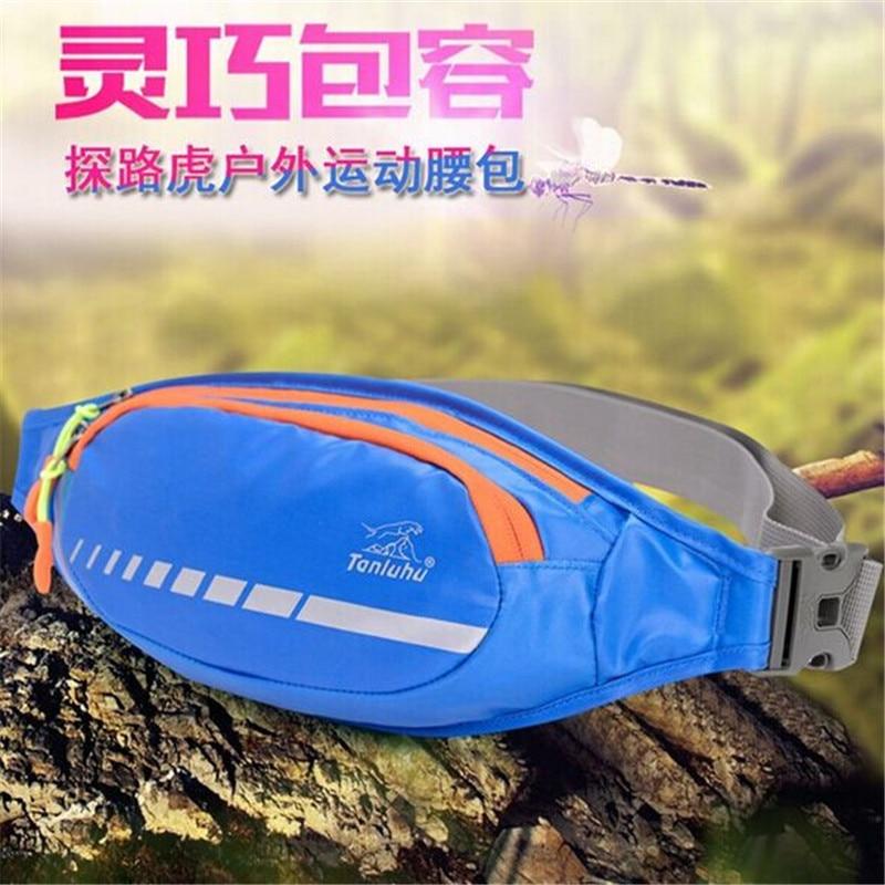 0743ec7ce6ad Бег поясная сумка марафон сумка TANLUHU 349 нейлоновая спортивная сумка  Открытый Восхождение пеший туризм