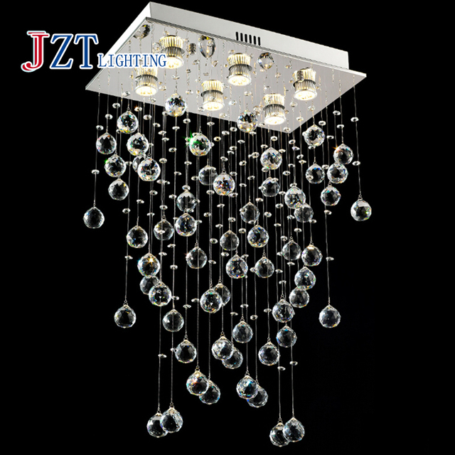 Getop modern home chandelier crystal lamp lighting edison bulb getop modern home chandelier crystal lamp lighting edison bulb bombillas led string lights led downlight lampadine aloadofball Image collections