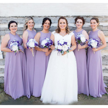 eada22f3f6811 Buy bridesmaid lavender dresses and get free shipping on AliExpress.com
