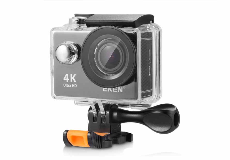 Новое поступление! Оригинал екеn H9R/H9 Ultra HD 4K Экшн-камера 30 м водонепроницаемый 2,0 'экран 1080p Спортивная камера go Экстремальная профессиональная камера