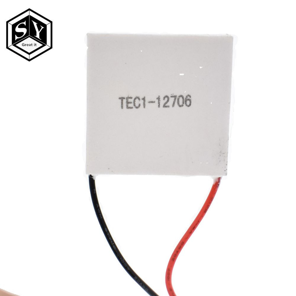 Image 3 - 50PCS 100% New the cheapest price TEC1 12706 TEC 1 12706 57.2W 15.2V TEC Thermoelectric Cooler Peltier (TEC1 12706)-in Integrated Circuits from Electronic Components & Supplies
