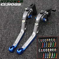 For BMW G310GS G 310GS G310 GS G 310 GS Accessories Folding Extendable CNC Motorcycle Brake Clutch Lever
