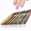 1 Rolo Striping Linha Tape Etiqueta Da Arte Do Prego Ferramentas de Beleza Decorações para Unhas Adesivos
