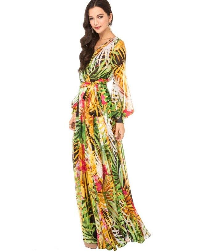 Мода мусульманин платье абая в дубае абая джилбаба исламская одежда для женщин-мусульманок джеллаба халат мусульманского платье с цветочным принтом