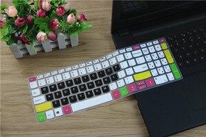"15 15.6"" Laptop Notebook Keyboard Cover Skin For Lenovo IdeaPad L340 -15 S340 330s-15ikb 340C 340C-15ikb 330C 330S 330s-15ikb(China)"