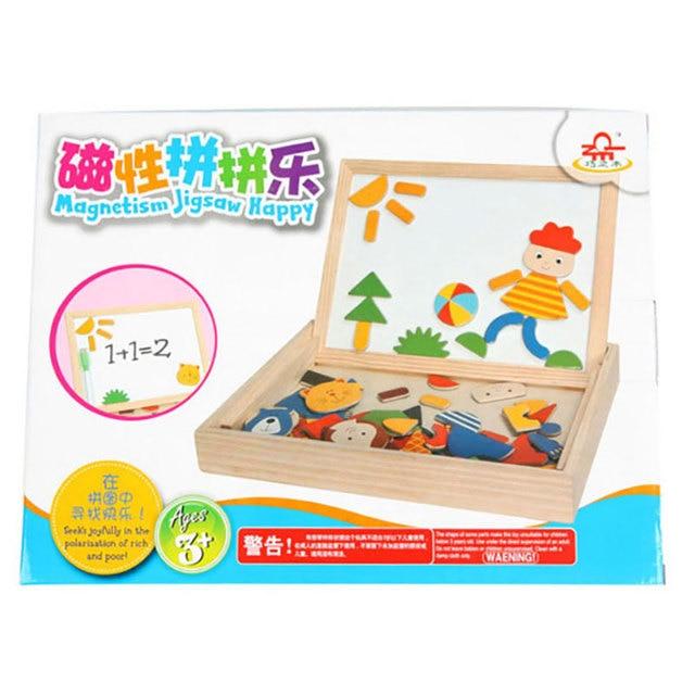 2 Jaar Oudere Kinderen Educatief Math Speelgoed Magnetische Leren