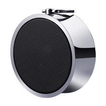 Yescool PMC 02 Bluetooth speaker 2018 new arrive stereo Hi-Fi super bass metal CNC portable sports sound box hot sell