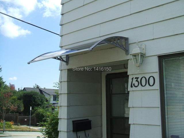 DS80120 P, 80x120cm,popular In CANADA Entry Door Canopy Awning,simply To