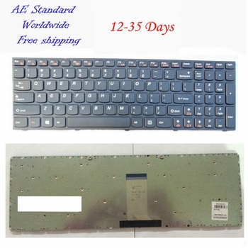 ¡Nuevo! teclado Inglés negro para Lenovo b5400 m5400 m5400a b5400 b5400a
