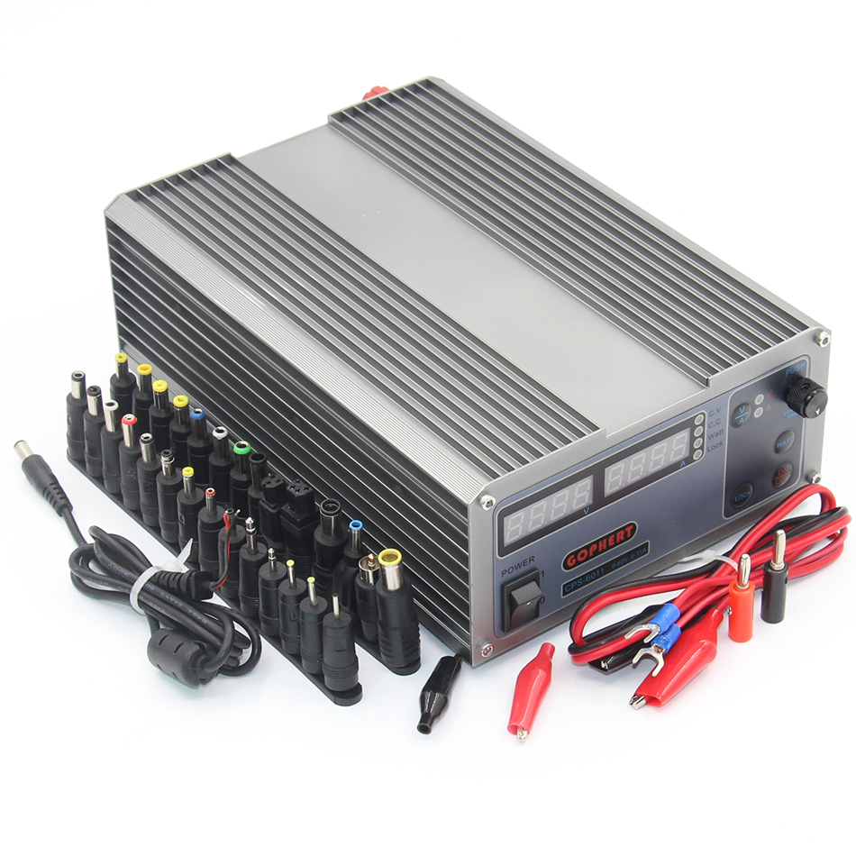 CPS6011 60V 11A DC Power Supply Laboratory power supply 110v & 220v DC adapter cps 6011 60v 11a precision pfc compact digital adjustable dc power supply laboratory power supply