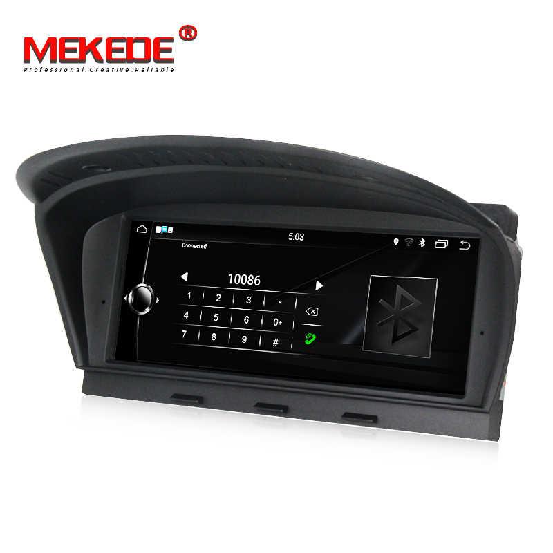 """MEKEDE 8,8 """"2 ГБ + 32 ГБ 6 CoreAndroid 8,1 Автомобильный DVD Радио стерео плеер для BMW 5 серии E60 E61 E63 E64 3 серии E90 E91 CCC CIC gps"""